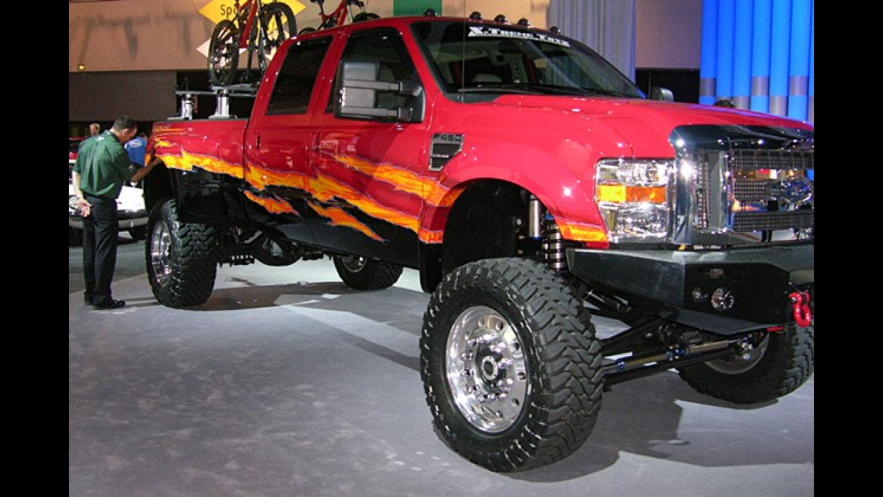 Ford F-450 Super Duty von X-treme Toyz