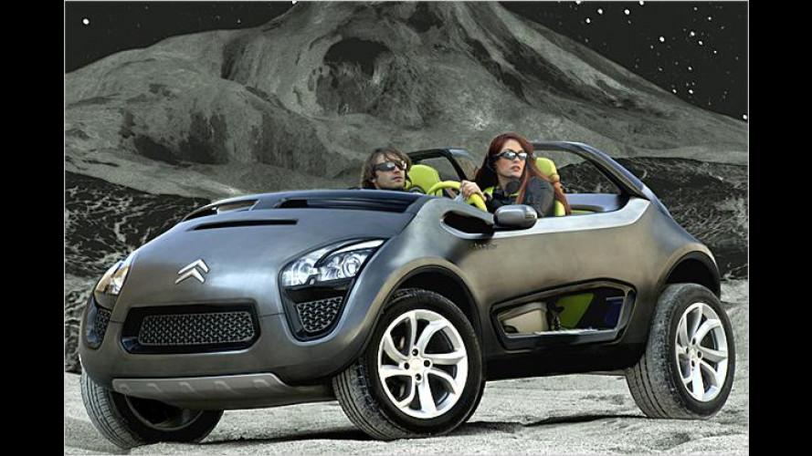 Spanischer Auftritt: Citroën zeigt C-Buggy in Madrid
