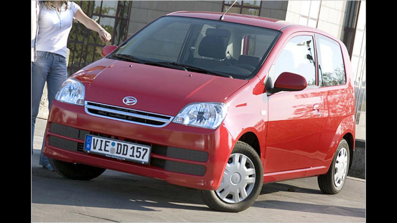 Daihatsu Cuore 1.0 Plus 3-türig