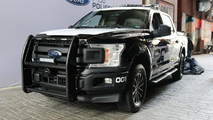 Ford F-150 2018 patrulla policial