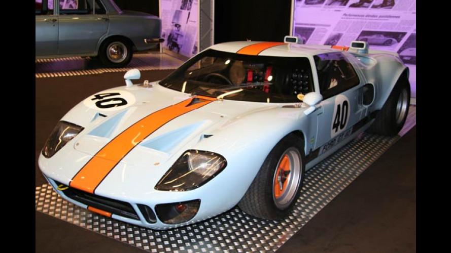 Genfer Auto-Salon 2006 - Sensationen mit Patina