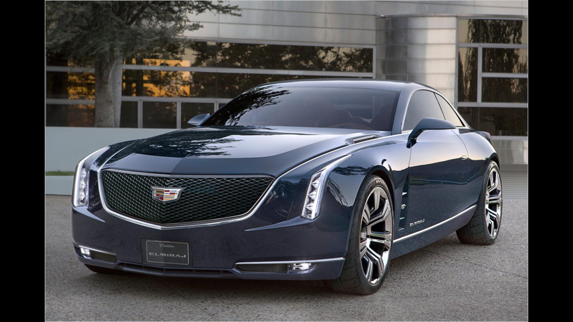 2020 Cadillac Elmiraj Release
