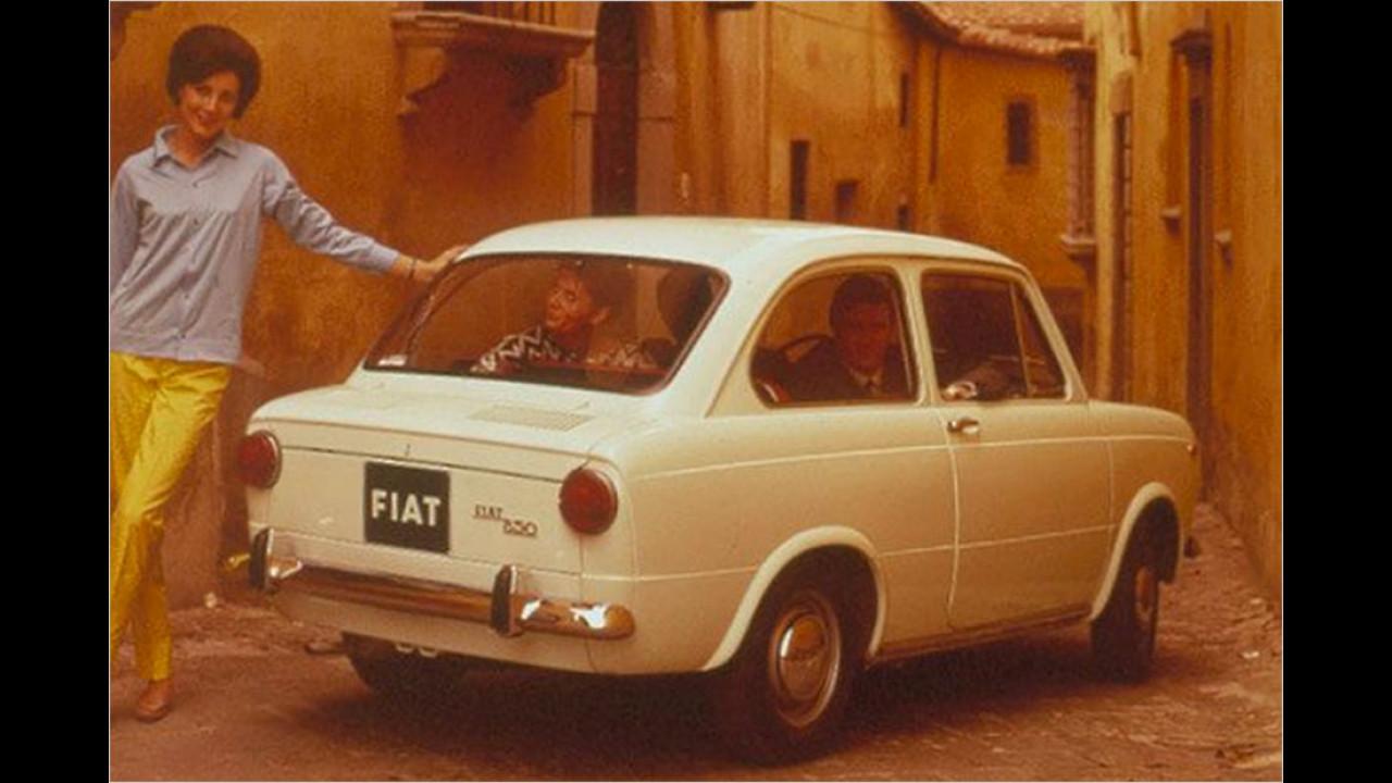 1964: Fiat 850