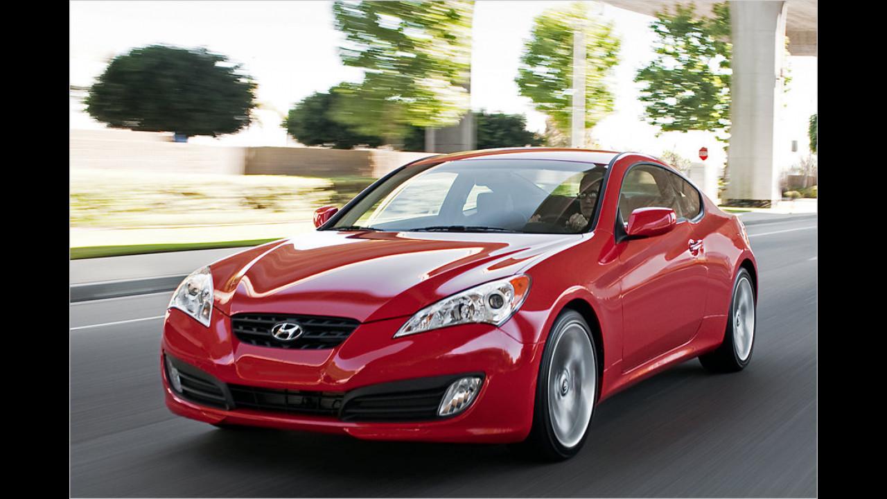 Hyundai Genesis Coupé 3.8 V6 Automatik