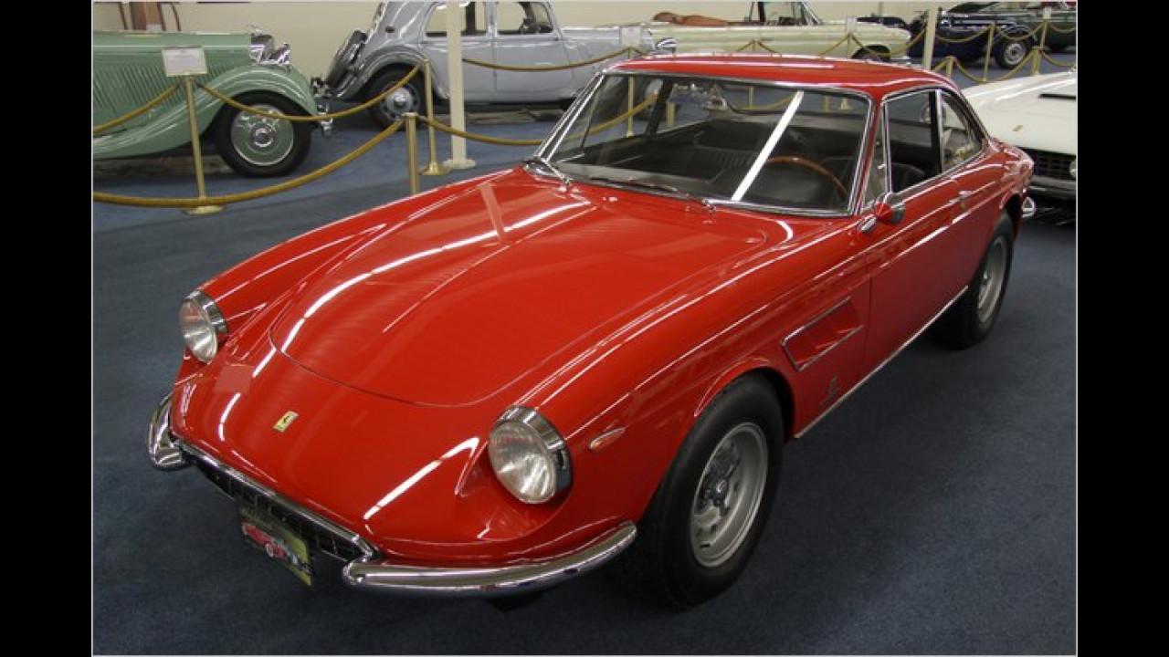 1967 Ferrari 330 GTC Prototyp