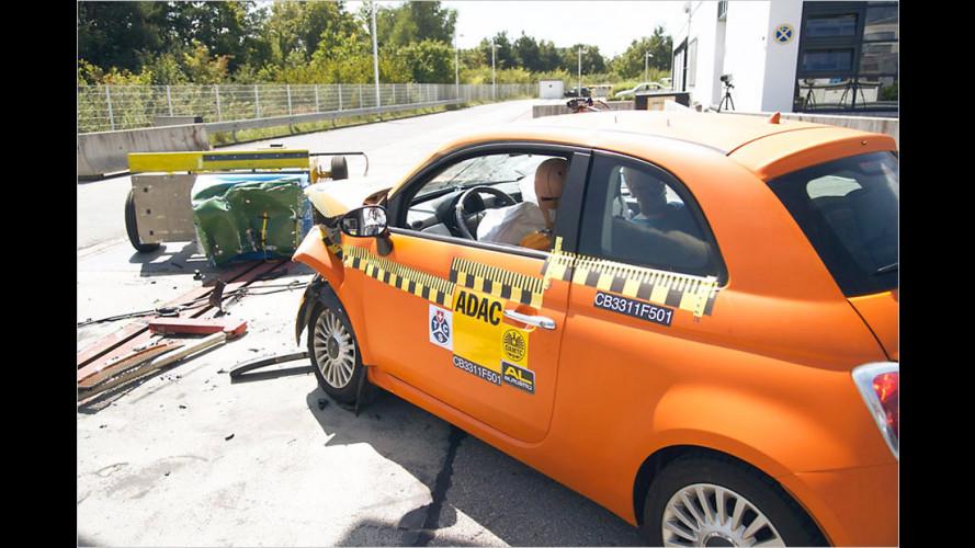 Neues Verfahren simuliert Zusammenprall zweier Fahrzeuge