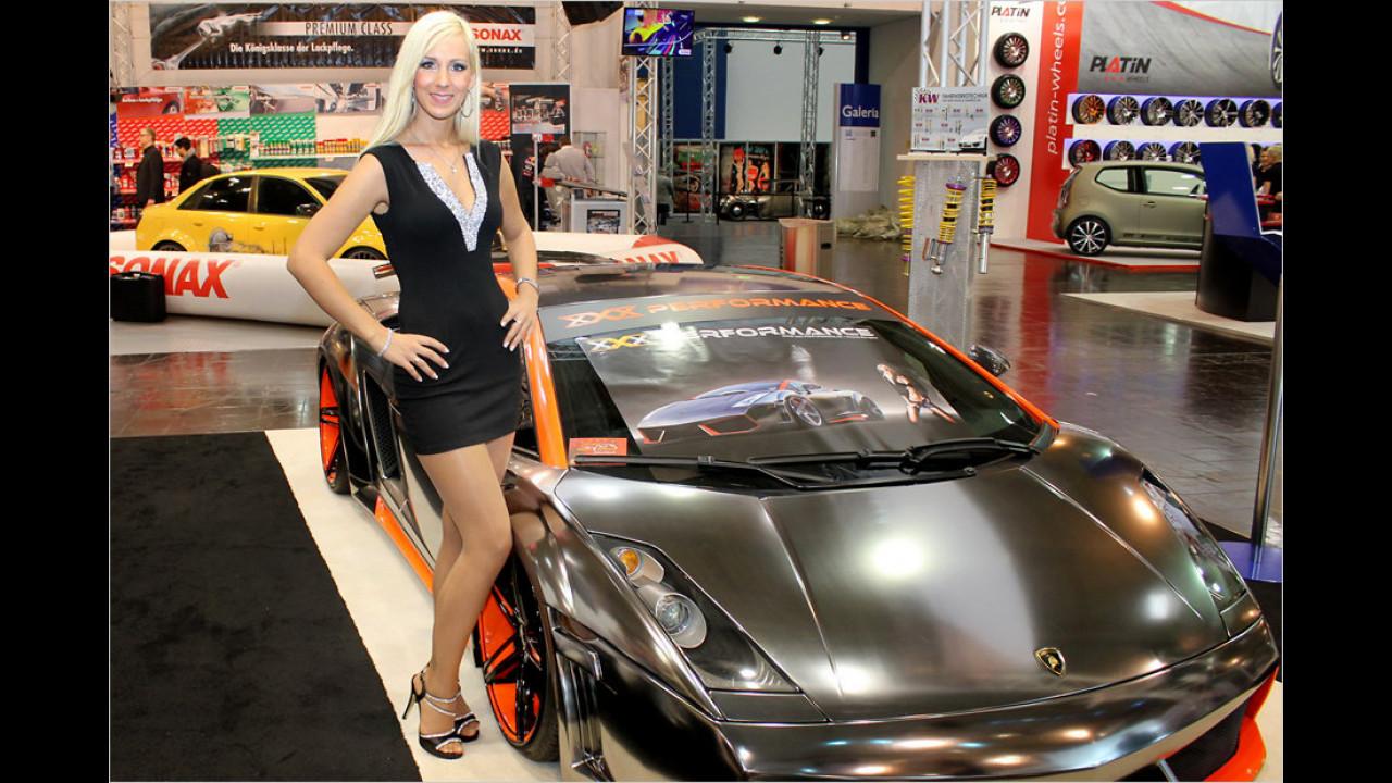 Schöne Frauen und schnelle Autos – in Essen eine gefragte Kombination