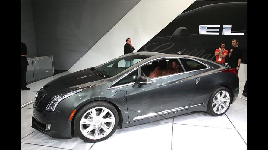 Cadillac ELR: Volt im Frack