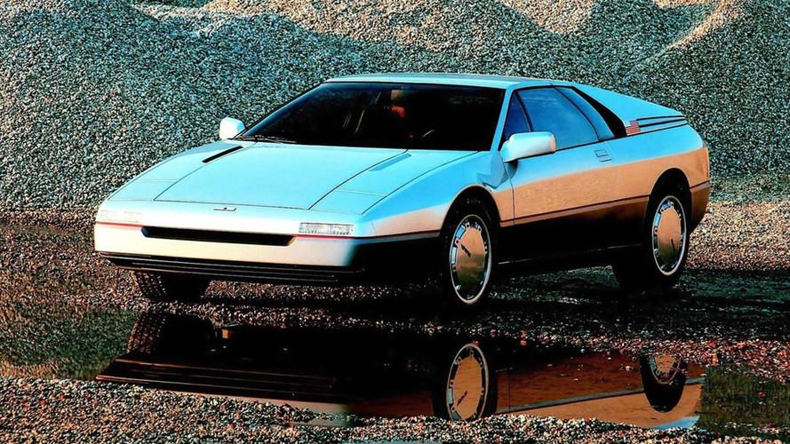 1984, 1985 Ford Maya