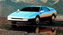 1984, 1985 Ford Maya konseptleri
