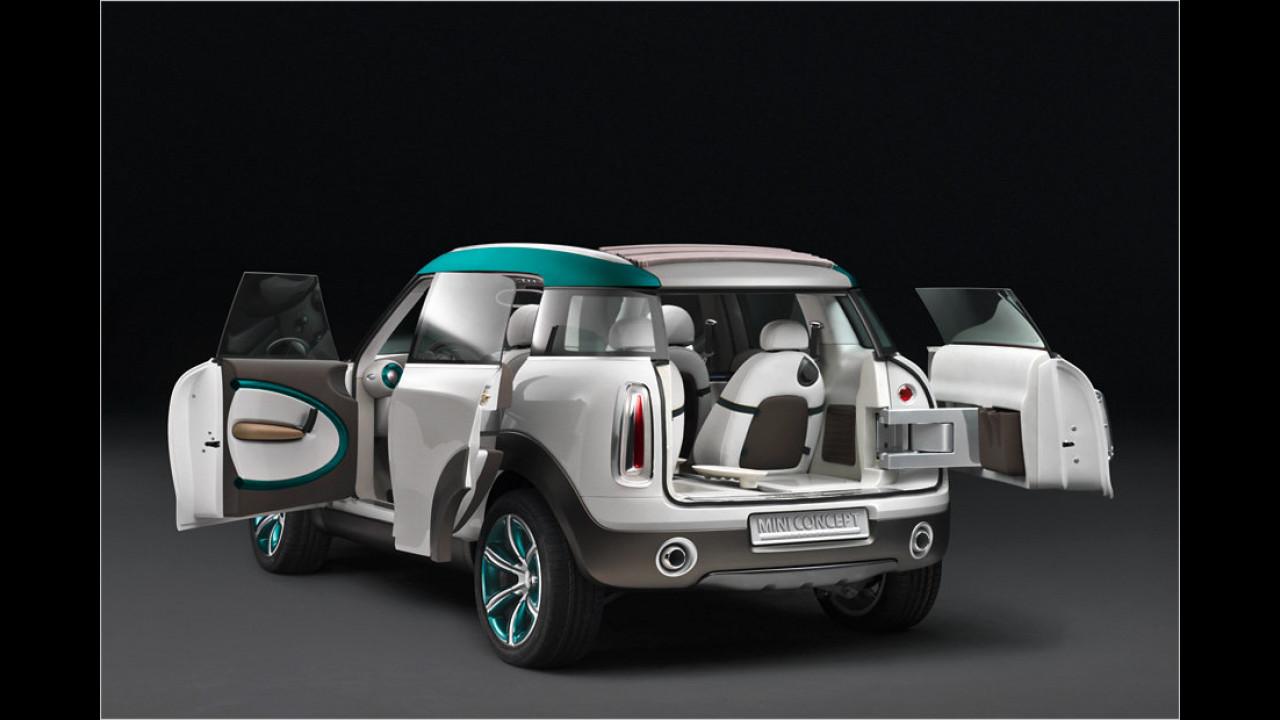 2008: Mini Crossover Concept