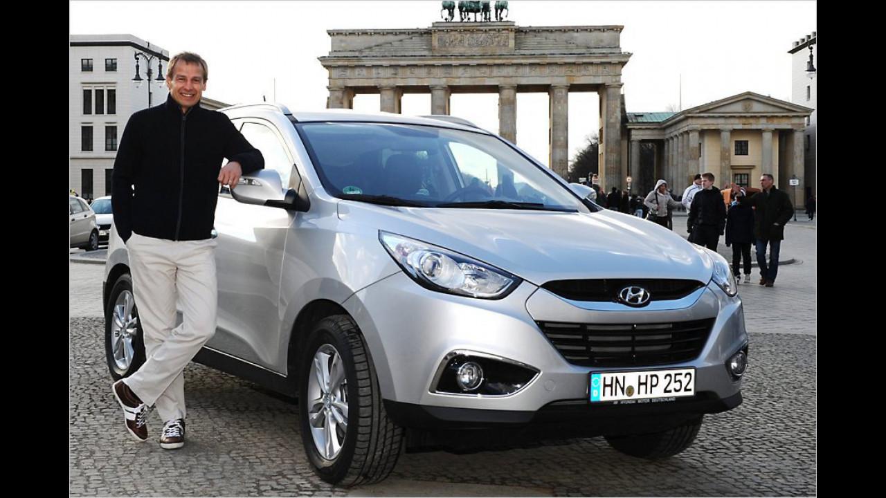Jürgen Klinsmann: Hyundai ix35