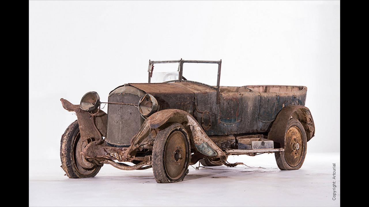 La Buire 12A Torpédo 12 HP (ca. 1928)