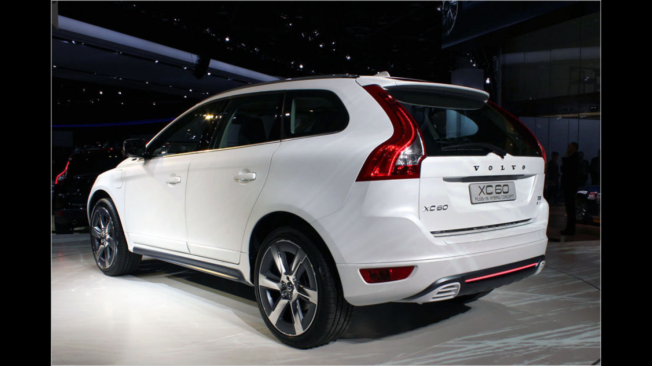 Volvo XC60 Plug-in-Hybrid Concept
