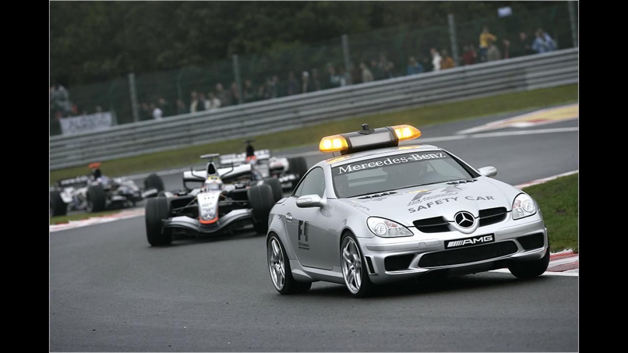 Formel-1-Saison 2004: Mercedes SLK 55 AMG