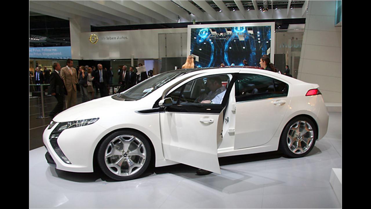 2009: Opel Ampera