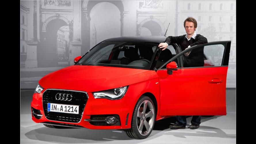 Audis Kleinster künftig auch mit fünf Türen