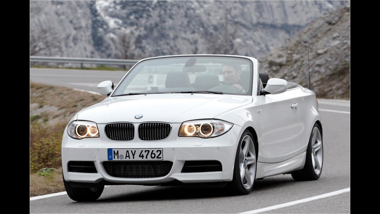 BMW 118d Cabriolet