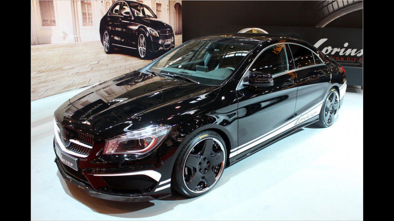 Lorinser Mercedes CLA 220 CDI
