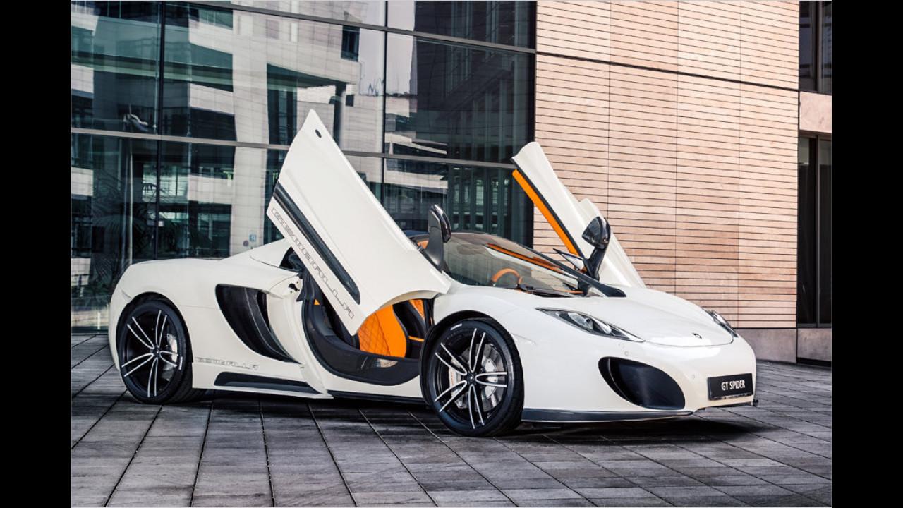 McLaren zu unauffällig?
