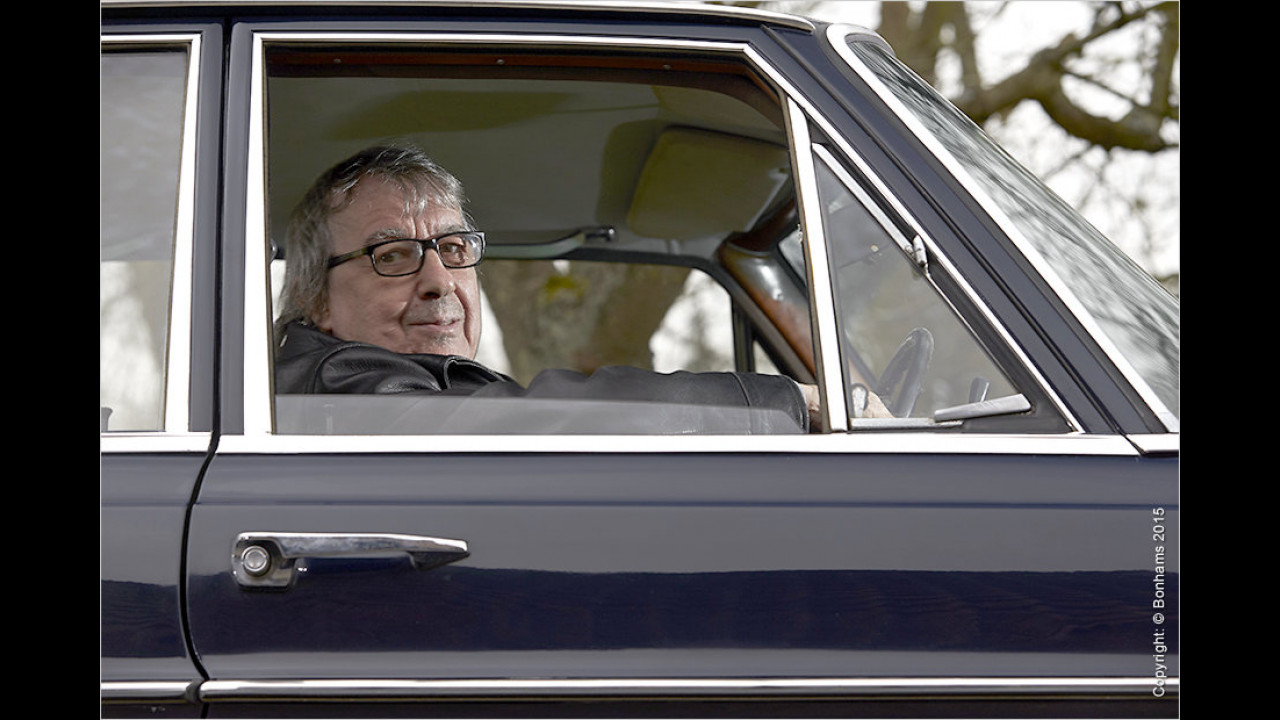 Mercedes 250 S ,Bill Wyman