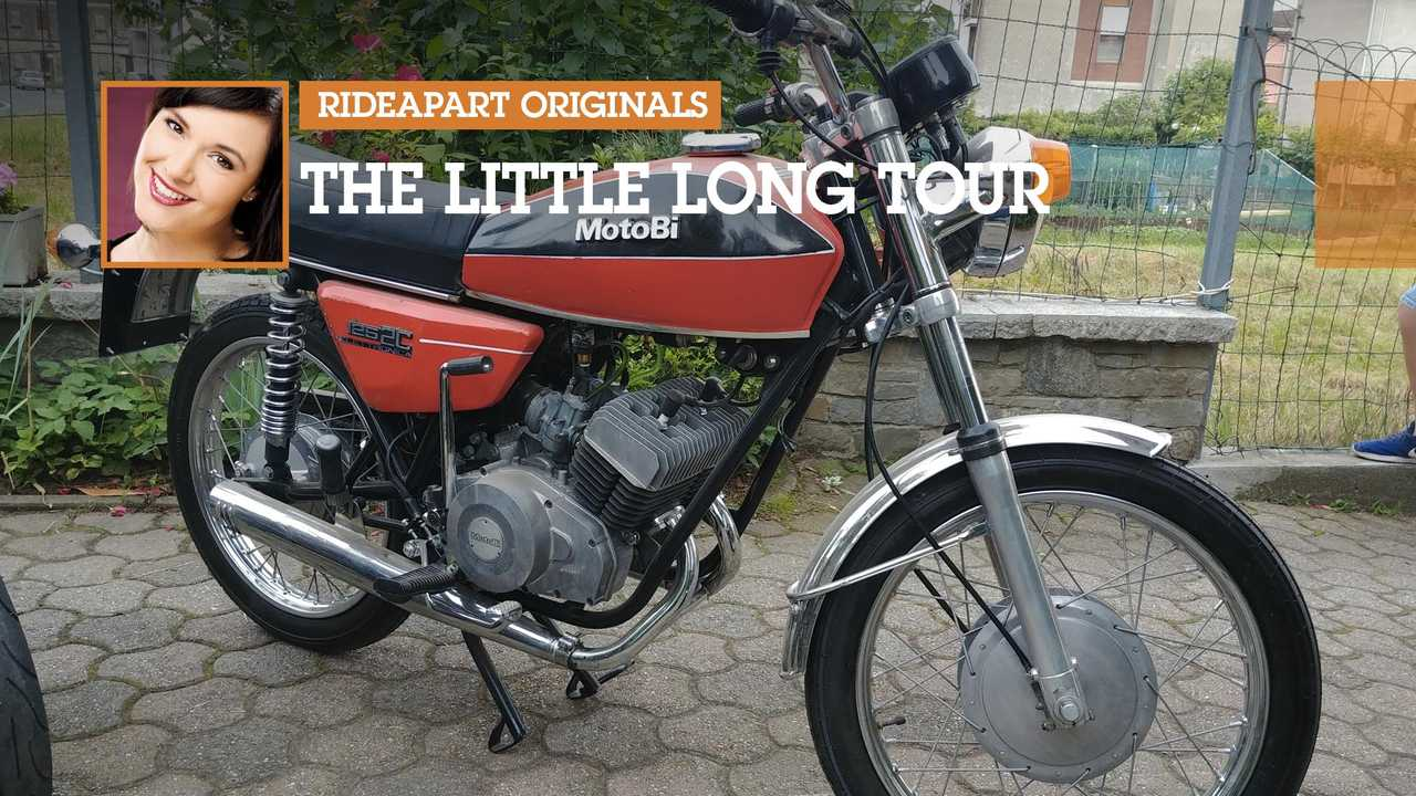 Little Long Tour MotoBi 125 2C