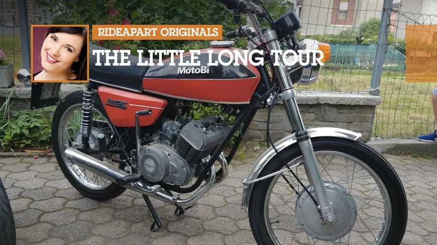 Ride Like It's 1976: Meet My Dad's MotoBi 125 2C