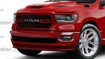 Ram 1500 SRT-10 Render