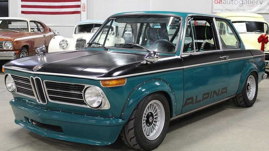 Built BMW 1600 Has Straight Six Power Lurking Within