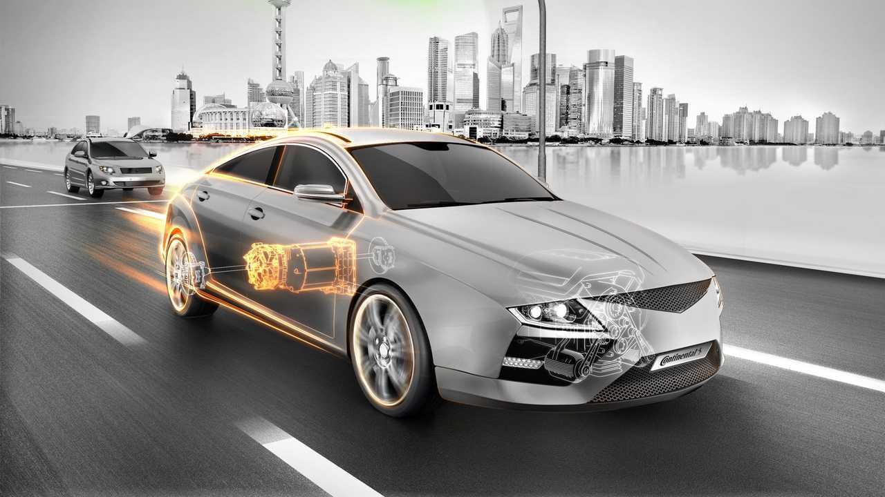 Frankfurt Otomobil Fuarında Continental EV Çözümleri Sunacak