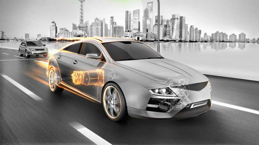Continental EV Solutions Will Be Presented At The Frankfurt Motor Show