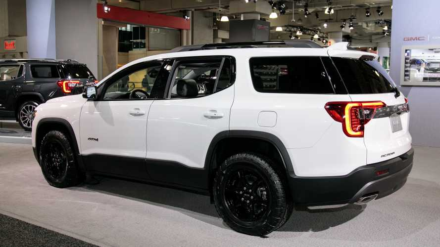 GMC Fullsize Crossover Under Consideration?
