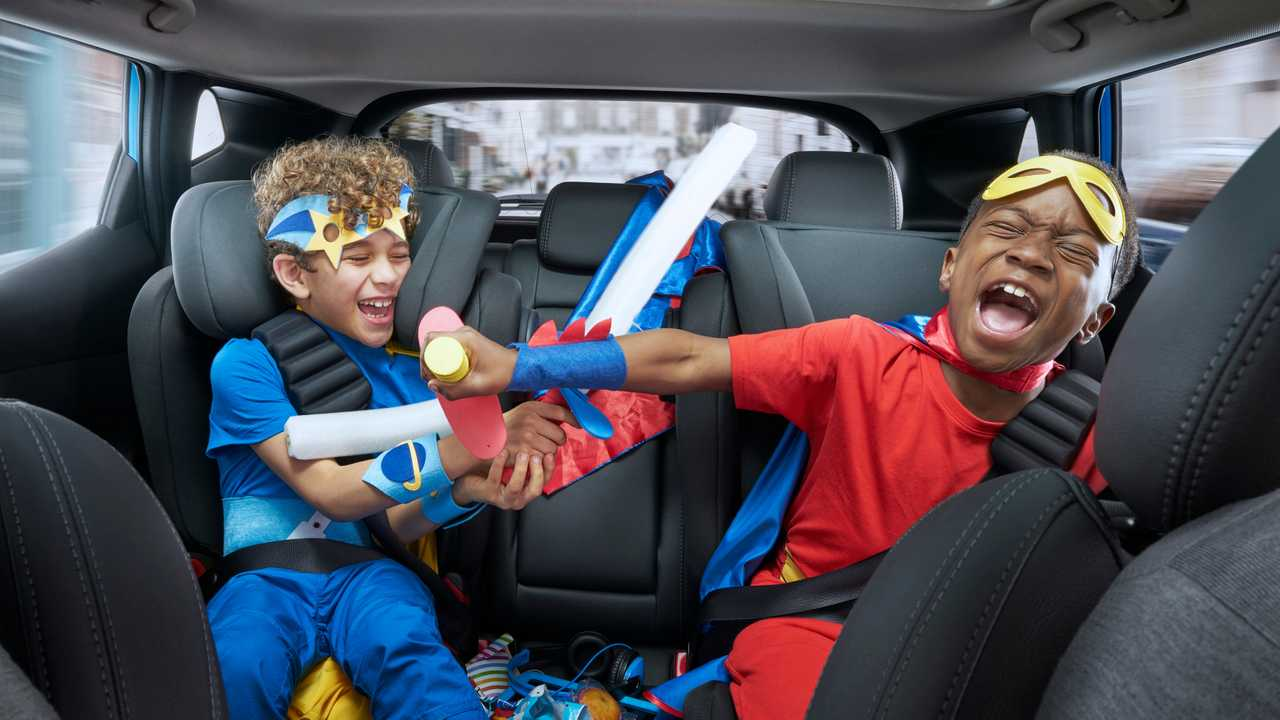 Nissan offers tips for long journeys with kids
