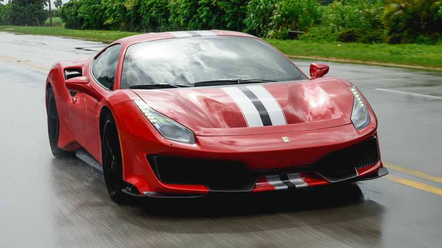 Ferrari stops production until March 27 due to Coronavirus