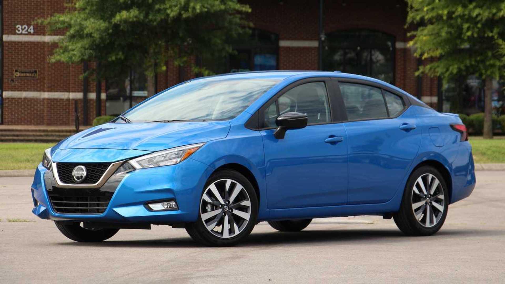 2020 Nissan Versa First Drive: Safety First
