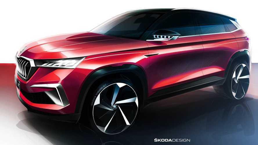Škoda Vision GT - Un SUV de plus pour le marché chinois