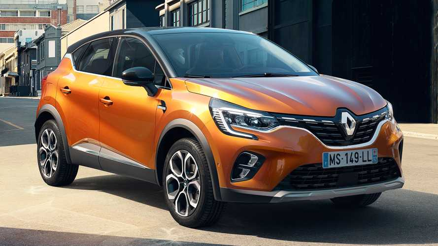 Renault Captur 2020 vs. 2013