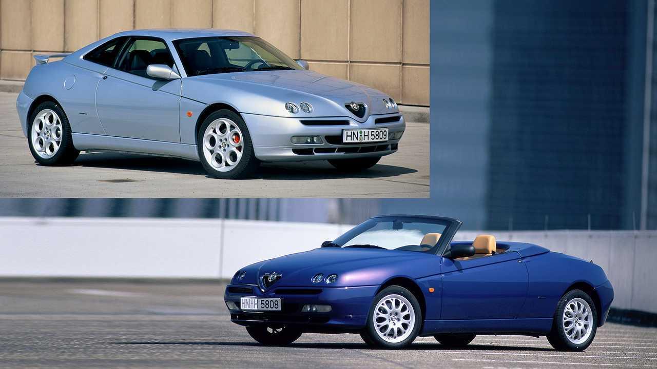 Alfa Romeo Spider/GTV