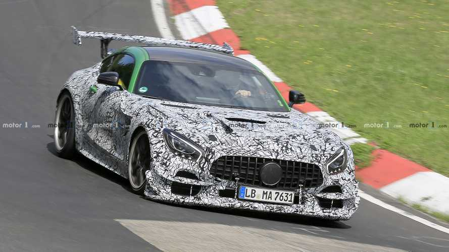 AMG GT Black Series To Use New Twin-Turbo V8, Coming Mid-2020