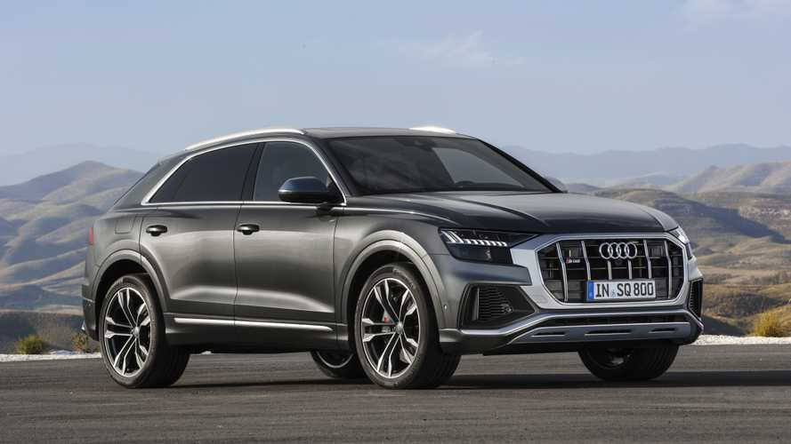 Audi SQ8 TDI, superdiesel con due turbo elettrici