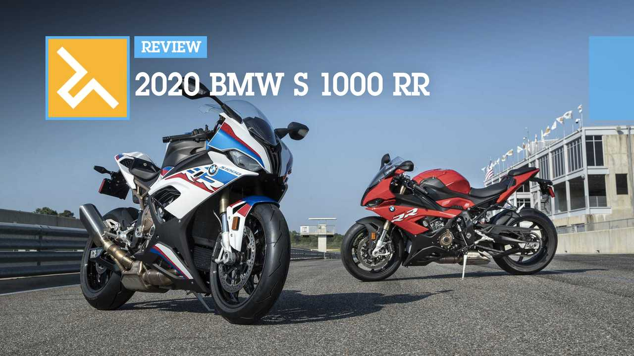 BMW S 1000 RR New Feature