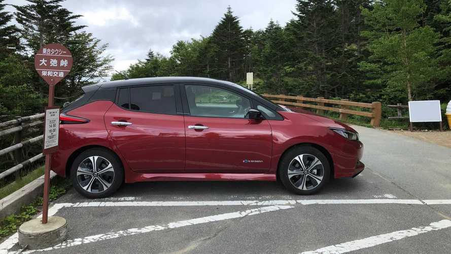 Nissan LEAF Sales In Japan Drop By 51% In October 2019