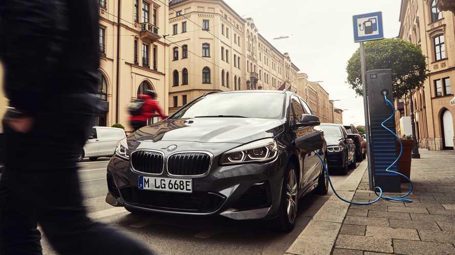 BMW 225xe, l'ibrido di monaco si rinnova