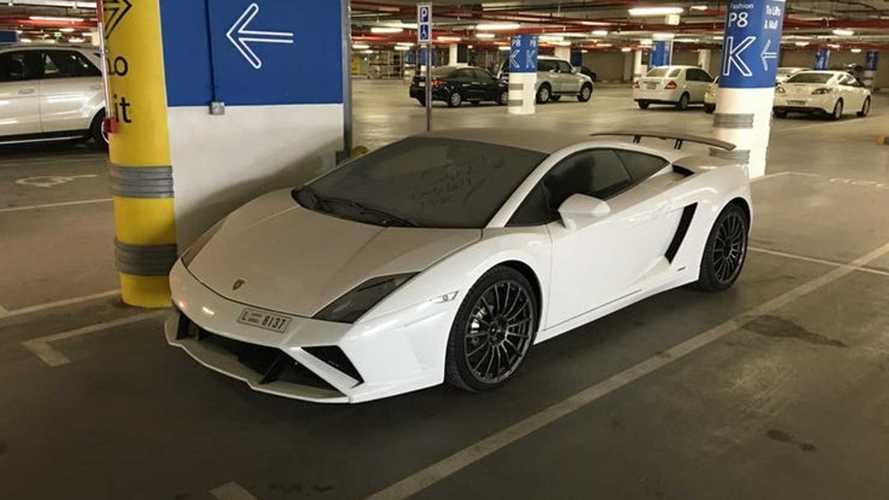 10 coches Premium abandonados en Dubái: ver para creer...