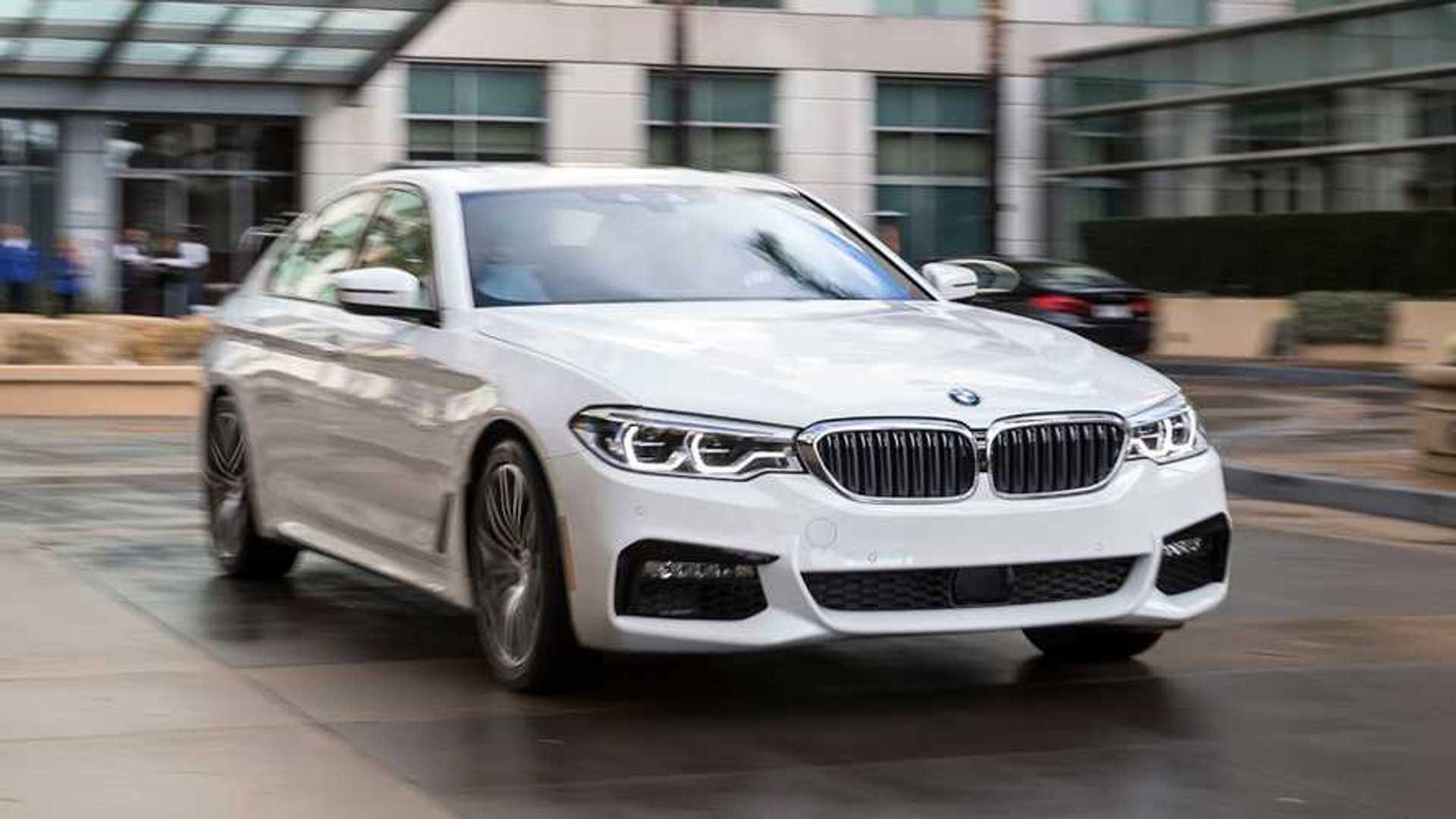 BMW 5 Series Gets Mild Hybrid Powertrain In Europe