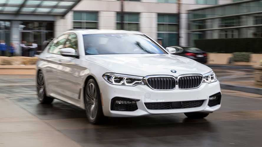 BMW 5 Series gets mild hybrid powertrain in Europe