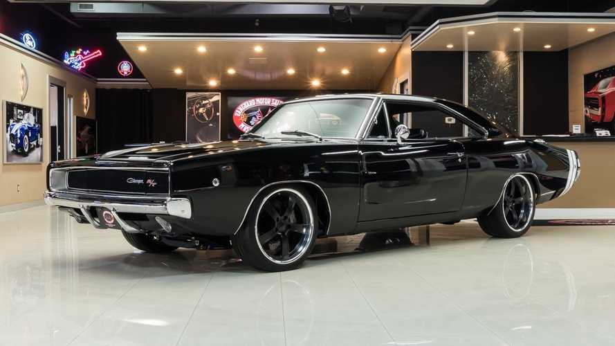 Live Out Your Bullitt Dreams With This Charger R/T