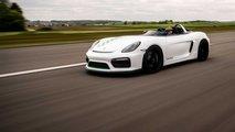 Porsche 981 Bergspyder