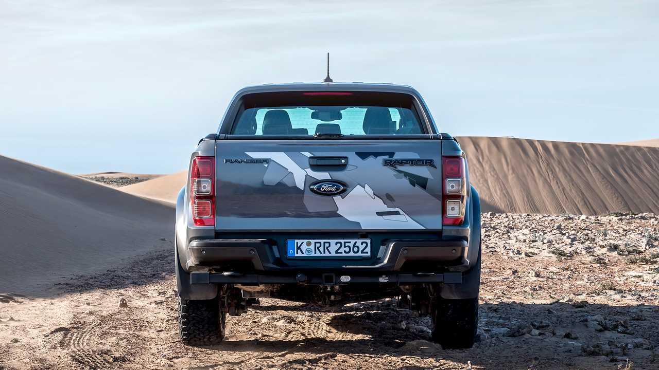 ford ranger raptor  drive  road ready