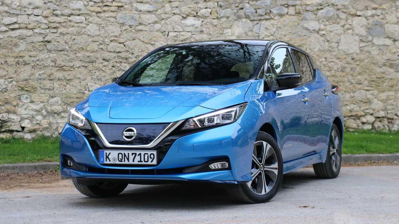 Essai Nissan Leaf e+